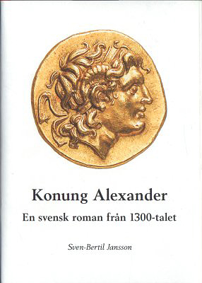 Omslag till boken Kung Alexander