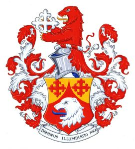 Arms for Berntsen family, by Ronny Andersen