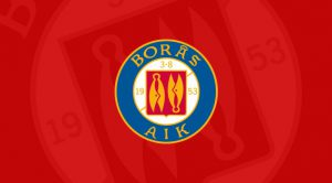 Borås AIKs flagga