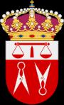 Vapensköld för Borås tingsrätt. Bild: Wikipedia commons