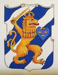 Göteborgs stadsvapen av Emmeli Malmqvist