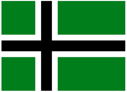 Vinlands flagga