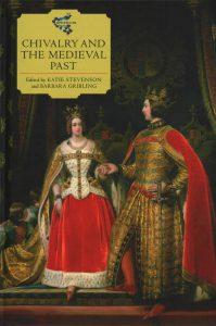 """Omslag till """"Chivalry and the medieval past"""""""