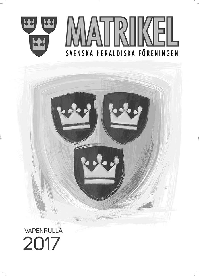 Svenska Heraldiska Föreningens martikel 2017