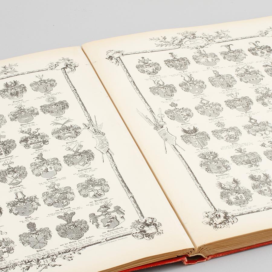 Utdrag ur Sveriges ridderskaps och adels vapenbok