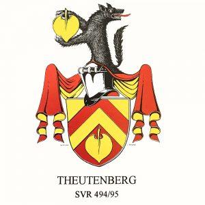 theutenbergs släktvapen