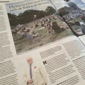 Ur Borås Tidning